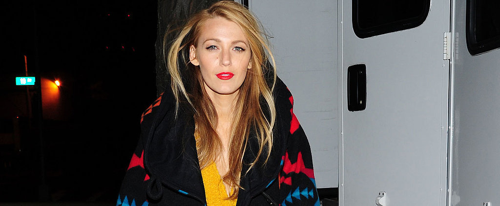 Blake Lively Is Literally a Rainbow During a Solo Outing in Brooklyn