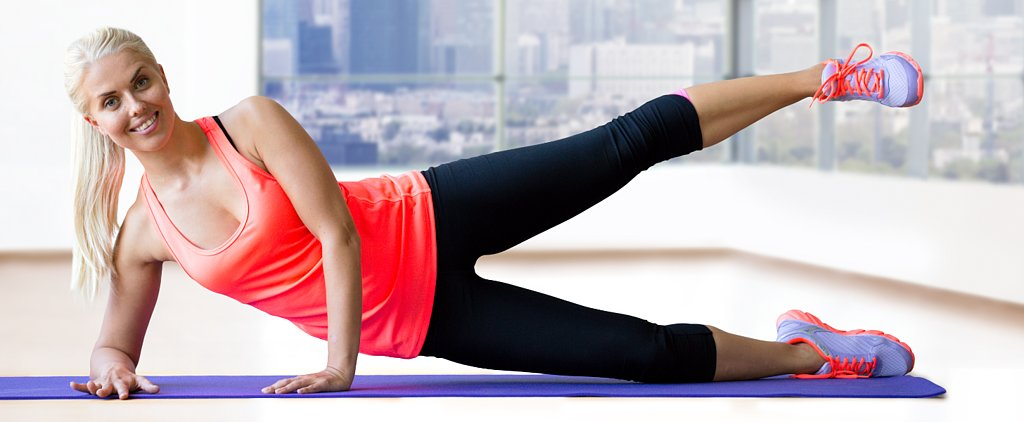 An Intense 5-Minute Ab Workout You Can Do at Home