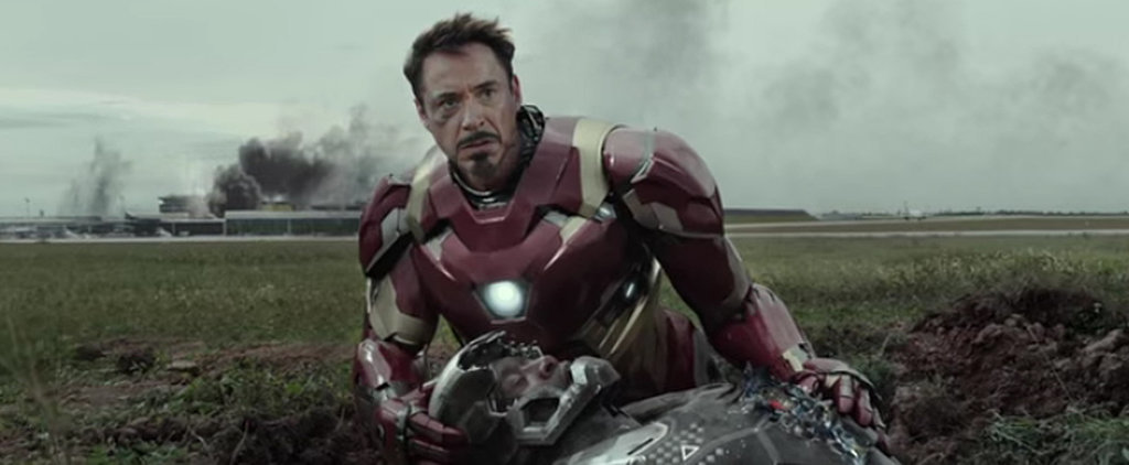 Find Out Why the Avengers Suddenly Hate Each Other in the Captain America 3 Trailer