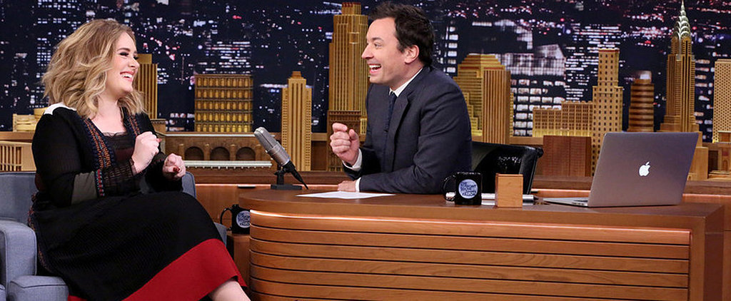 "Adele's Valentino Dress Will Make You Sit Up and Say ""Hello!"""