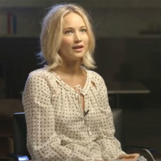 Jennifer Lawrence Talks Friendship With Amy Schumer