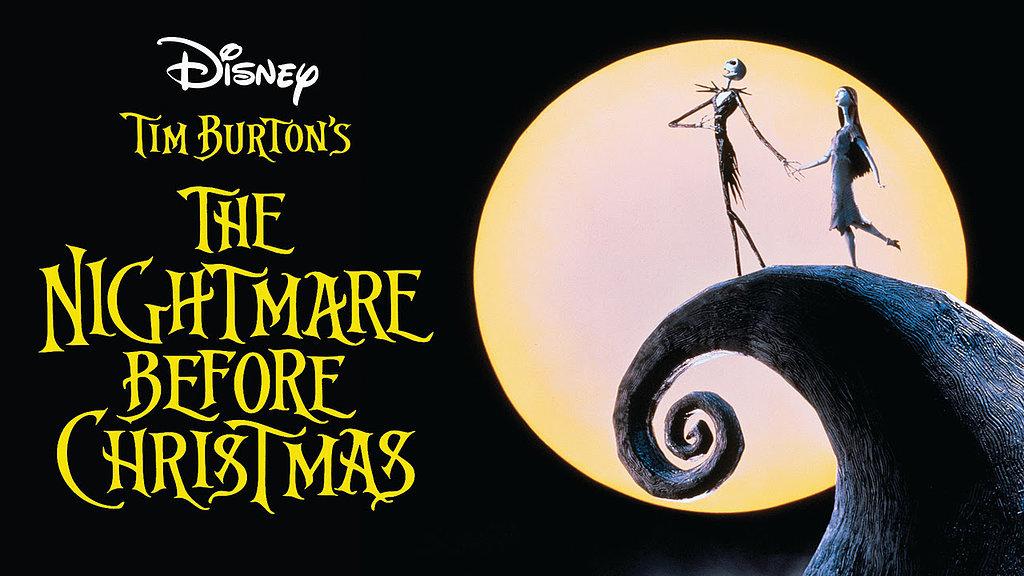 Nightmare before christmas streaming des photos des photos de fond