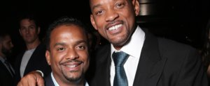Will Smith Was Surrounded by Familiar Faces (Like Carlton!) at His Big LA Premiere