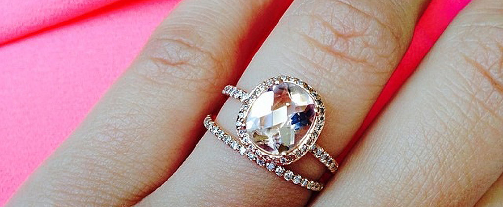 51 Real-Girl Engagement Rings Massive Enough to Ice-Skate On