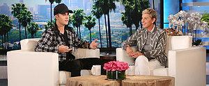 Justin Bieber Adorably Avoids Selena Gomez Questions on Ellen