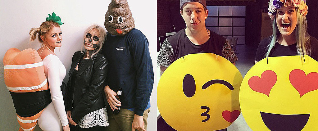 35 Epic Emoji Costume Ideas Straight From Your Smartphone