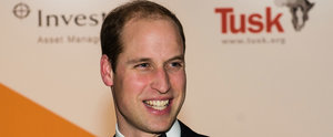 Prince William Exudes James Bond Levels of Handsome at the Tusk Conservation Awards