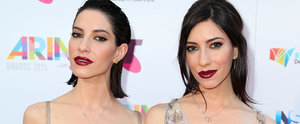 The Celebrities Are Glowing on the ARIAs Red Carpet