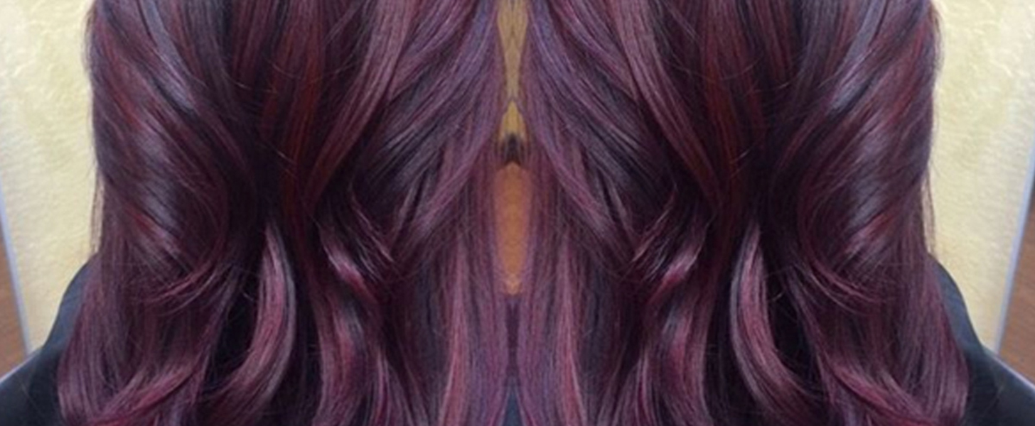 Cherry Bombré Is the Ultimate Low-Maintenance Rainbow Hair Trend