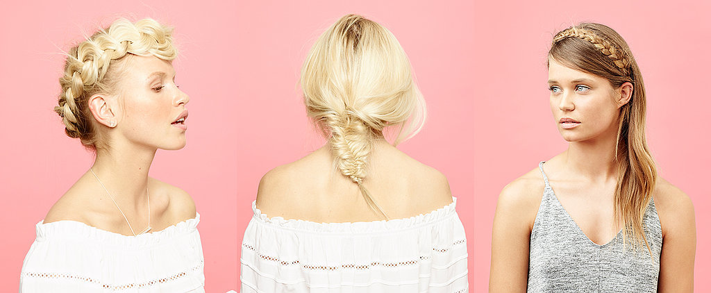 Add Weekend-Cool to Your Look With an Epic Braid