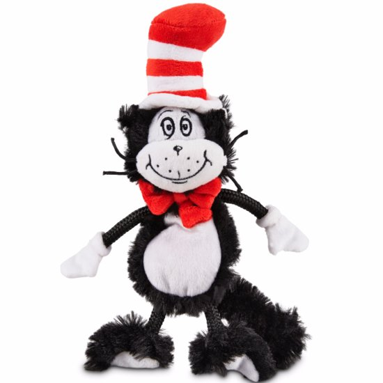 Dr. Seuss Cat and Dog Toys