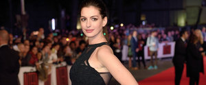 Anne Hathaway Might Just Dress Her Baby Bump in Prada