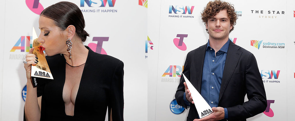 Check Out All the Winners at the 2015 ARIA Awards!
