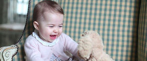 Princess Charlotte Is Too Cute For Words in New Photos Taken by Kate Middleton