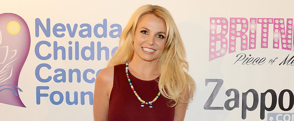 "Britney Spears Dancing to Adele's ""Hello"" Is the Best Thing You'll See Today"