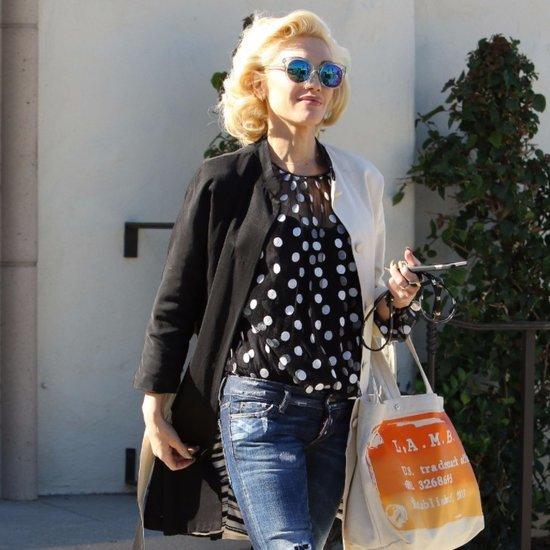 Gwen Stefani Out in LA November 2015 | Pictures