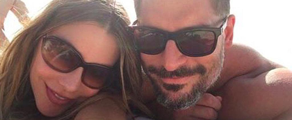 Sofia Vergara and Joe Manganiello's Tropical Honeymoon Looks Like Pure Bliss