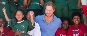 Seeing Prince Harry Play Football With These Kids Will Make Your Heart Grow 3 Sizes