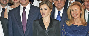Queen Letizia Just Came Up With the Smartest Holiday Party Outfit of All