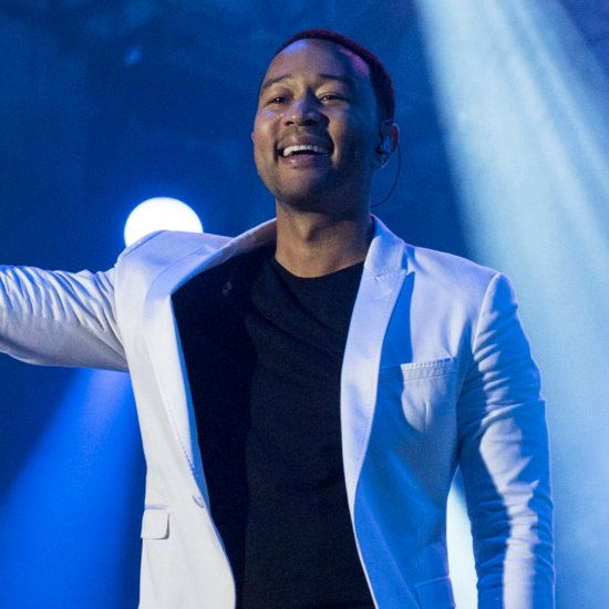"""John Legend's Holiday Song """"Under the Stars"""""""