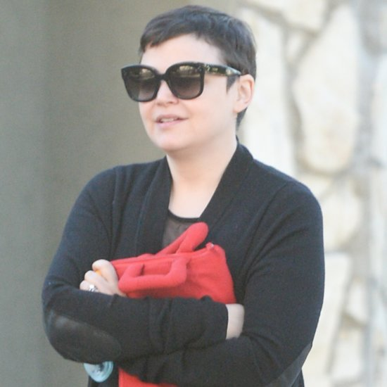 Ginnifer Goodwin Baby Bump Pictures November 2015