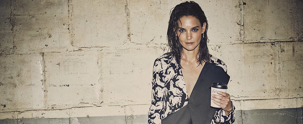 The 1 Reason You'll Notice Katie Holmes in Anything She Wears