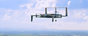 You Have to See Amazon's New Drone Prototype That Will Make Deliveries