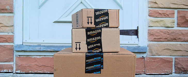 Amazon Unveiled Its Latest Drone Prototype