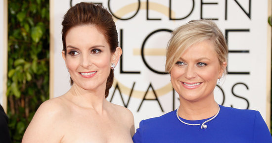 Tina Fey And Amy Poehler Cover Glamour Magazine Together
