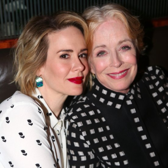 Holland Taylor and Sarah Paulson Are Dating 2015
