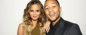 Sorry Kim, Chrissy Teigen Has the Sexiest Maternity Style in the Game