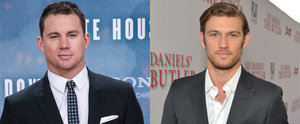 """Alex Pettyfer Confirms His Feud With Channing Tatum: He """"Does Not Like Me"""""""