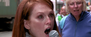 Watch Julianne Moore Terrorize People on the Street by Acting For Them