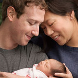 Mark and Priscilla Zuckerberg Welcome Their Daughter With a Heartfelt Facebook Post