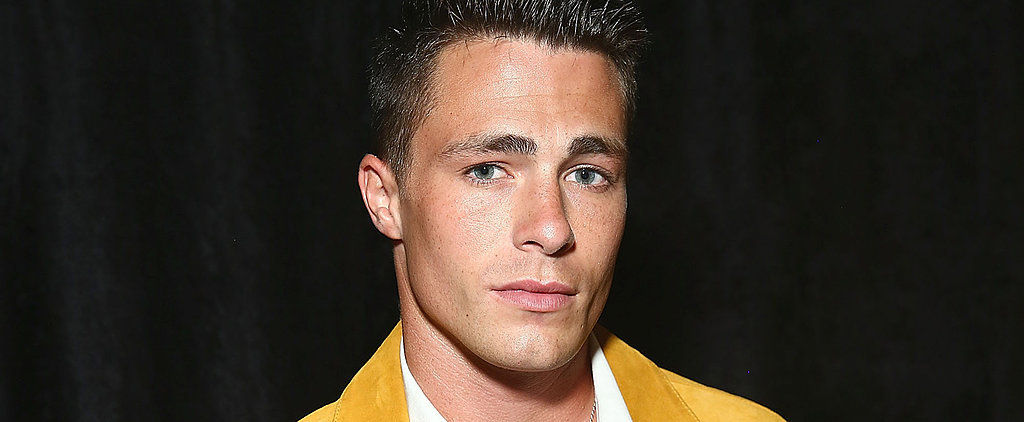 Colton Haynes's Tweets About Anxiety Run Deeper Than You Think