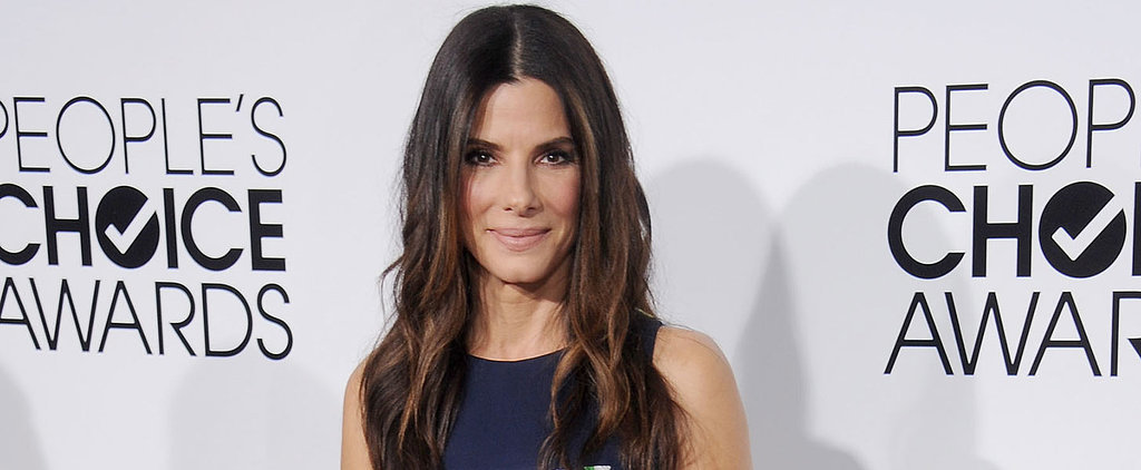 Sandra Bullock Adopts a Little Girl Named Laila!