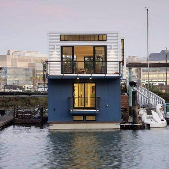 8 Modern Floating Homes You'll Want to Tour
