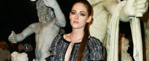 Kristen Stewart Looks Fiercer Than Ever at Chanel's Runway Show in Rome