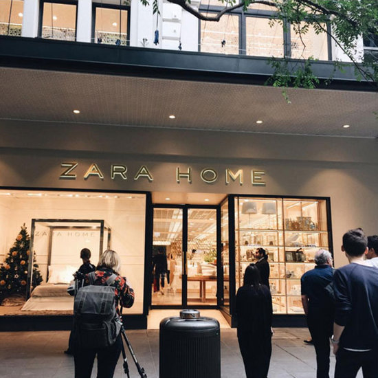 Pictures Inside Sydney's First Zara Home Store