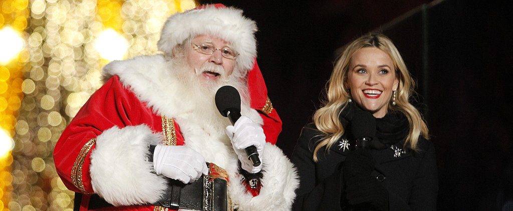 Reese Witherspoon, the Obamas, and Miss Piggy Light the National Christmas Tree!