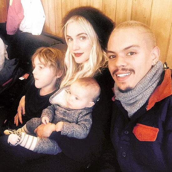 Ashlee Simpson and Evan Ross Take Little Family to Aspen for Ski Trip