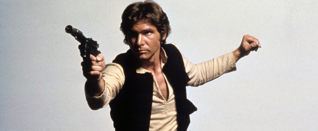 An Important Reminder of How Hot Han Solo Is