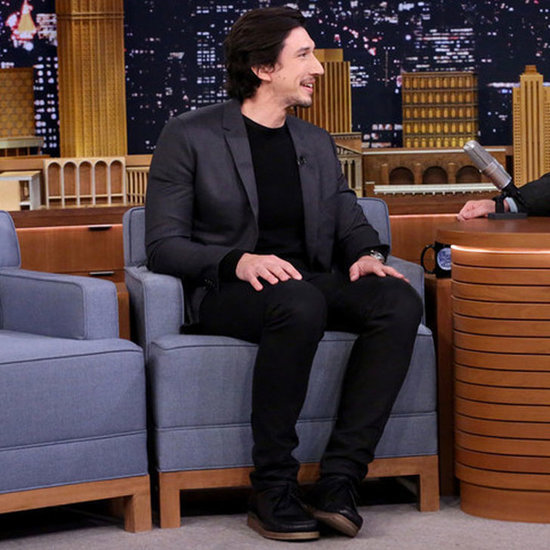 Adam Driver Talks Star Wars on Jimmy Fallon