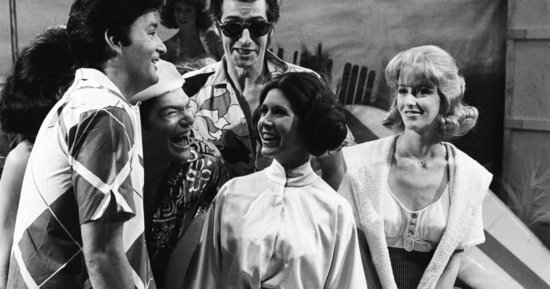 Star Wars and SNL's Long History in 14 Sketches