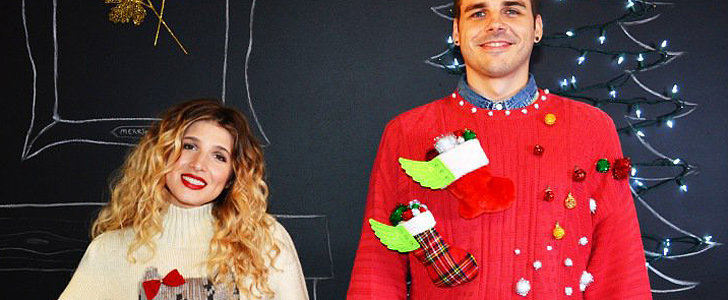 35 Cheap and Easy Ugly Christmas Sweater DIYs