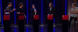 One Direction Playing Tattoo Roulette With James Corden Will Make You Break Into a Sweat