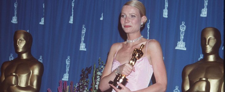 The Surprising Thing Gwyneth Paltrow Is Doing With Her Famous Oscars Dress