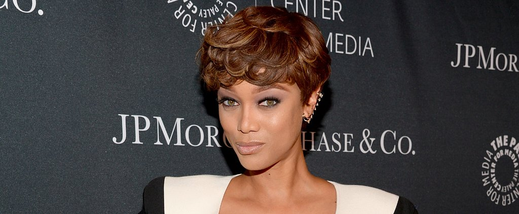 Tyra Banks Is Getting Ready to Shine Bright in Life-Size Sequel