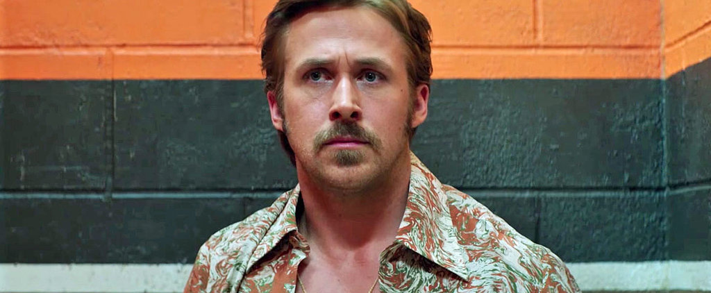 Russell Crowe Punches Ryan Gosling's Beautiful Face in The Nice Guys Trailer