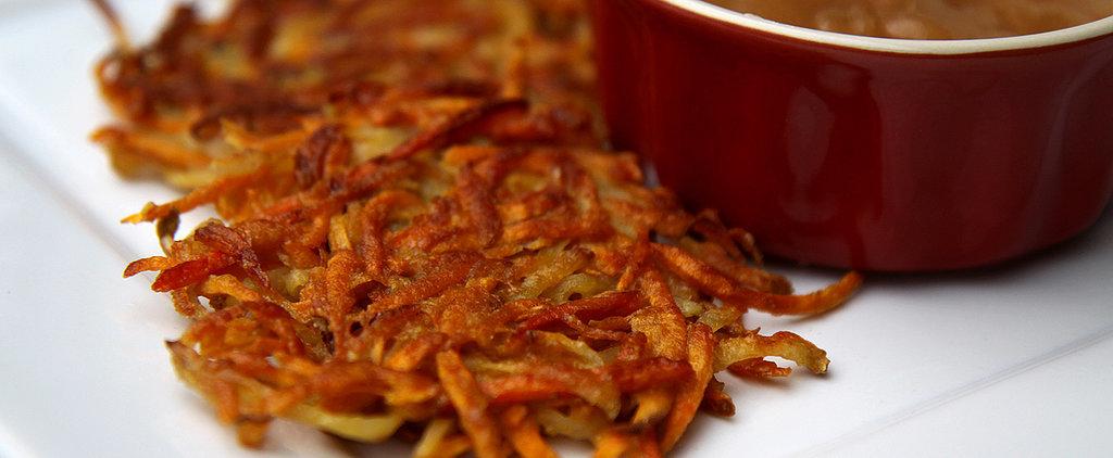 Celebrate Hanukkah With 5 Healthy Latke Recipes